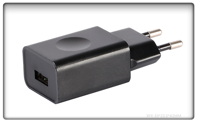 5V 500MA AC/DC Power Supply Adapter