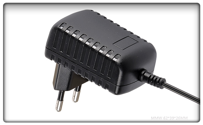 15V 200MA AC/DC Power Supply Adapter