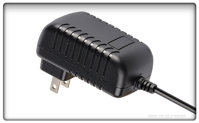 9V 1.5A AC/DC Power Supply Adapter