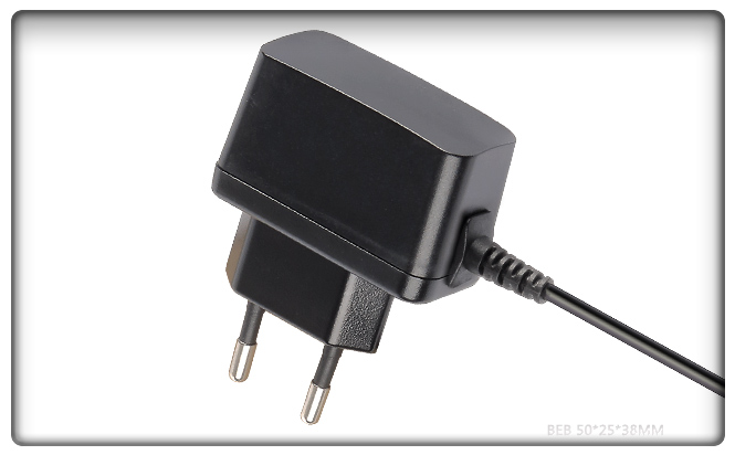 9V AC/DC Power Supply Adapter